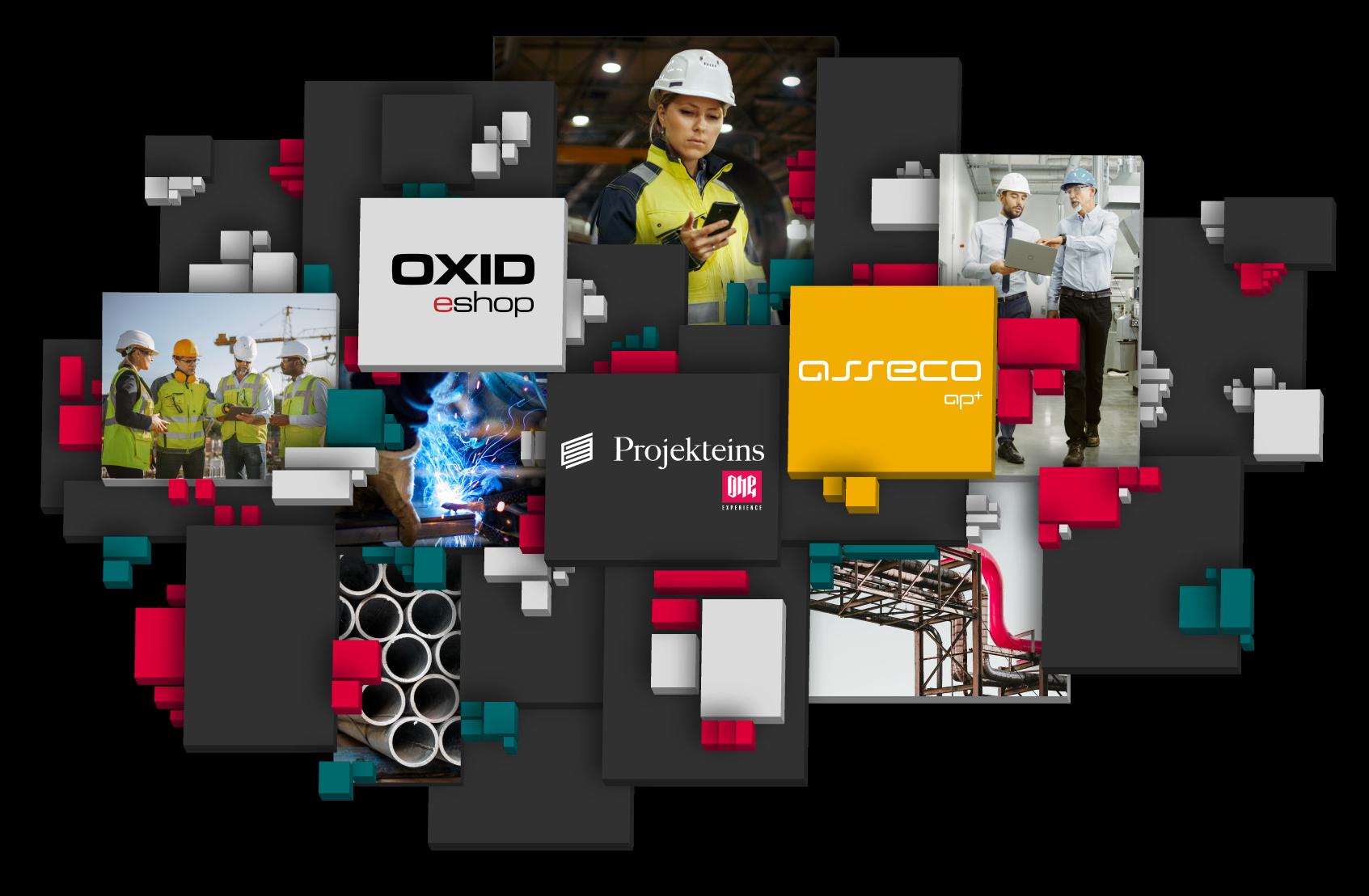 Zielgerichtet B2B-Prozesse digitalisieren mit ONE EXPERIENCE